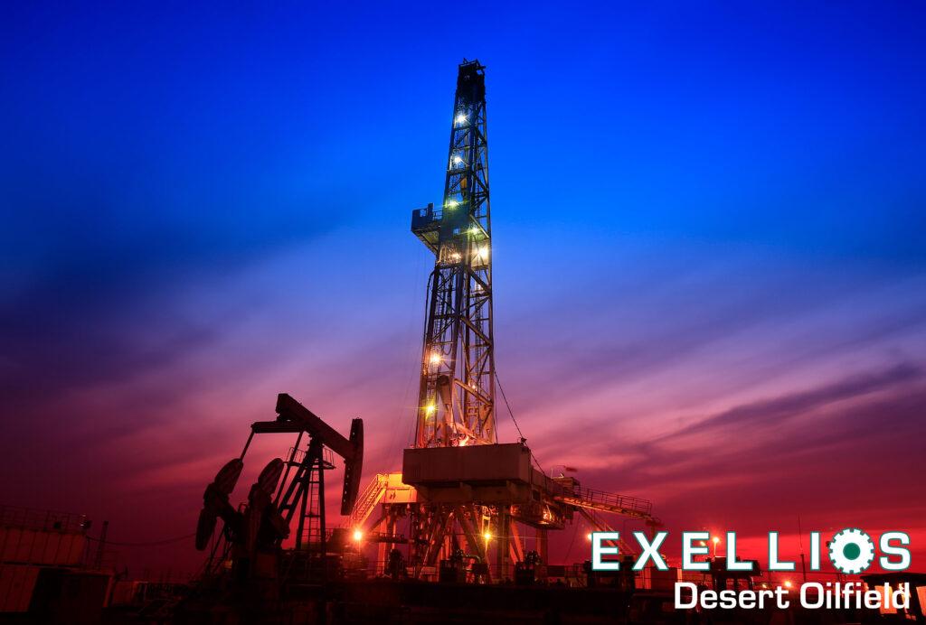 exellios Desert Oilfield