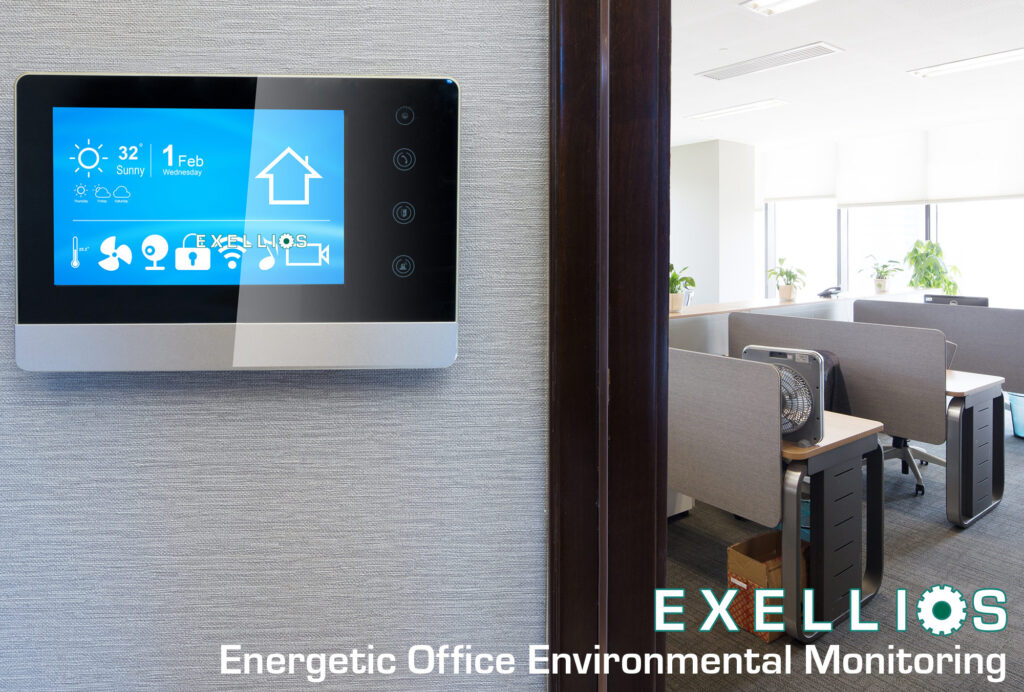 exellios Energetic Office Environmental Monitoring